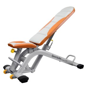 Sportsart-Adjustable-Bench